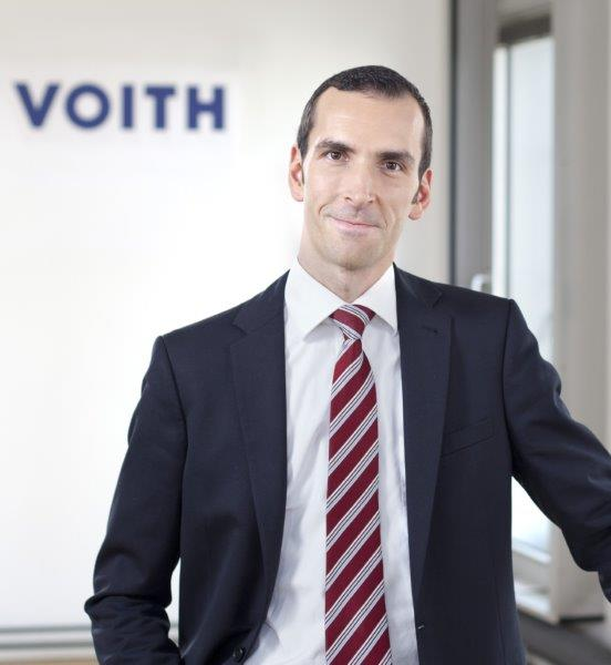 Lars Rosumek - Senior Vice President Corporate Communications Voith GmbH